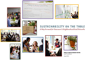 Sustainability On The Table